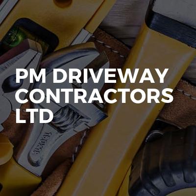 Pm Driveway Contractors Ltd