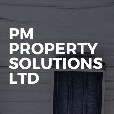 PM Property Solutions Ltd