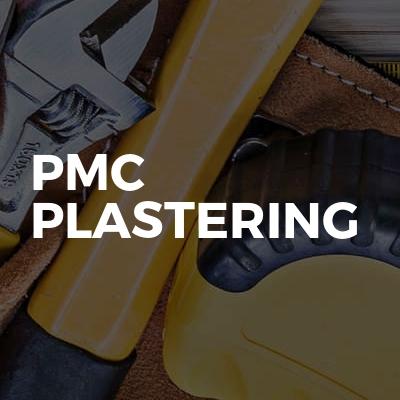 PMC Plastering