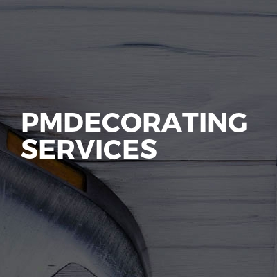 Pmdecorating Services
