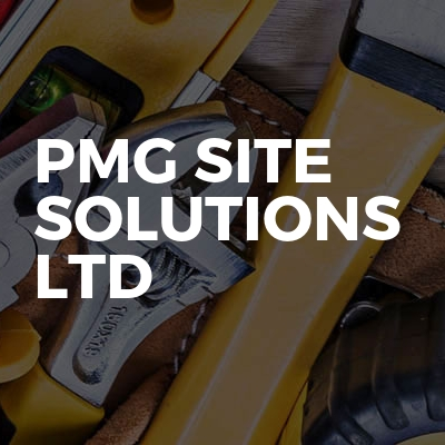 PMG Site Solutions LTD
