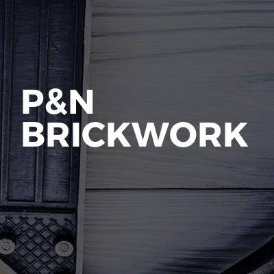 P&N Brickwork