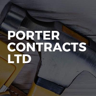 Porter Contracts Ltd