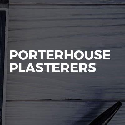 Porterhouse plasterers