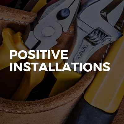 Positive Installations