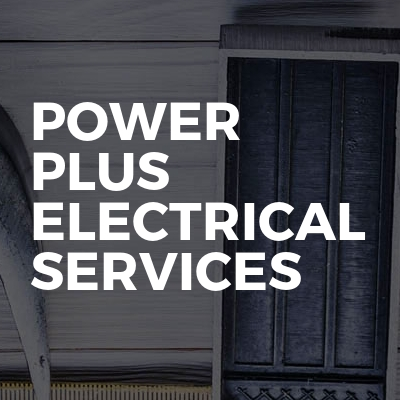 Power Plus Electrical Services