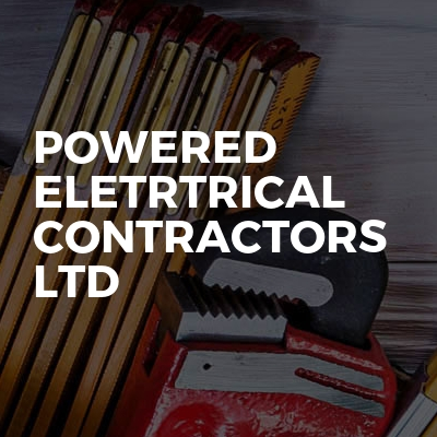 Powered Eletrtrical Contractors Ltd