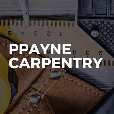 PPayne carpentry