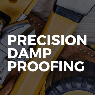 Precision damp proofing
