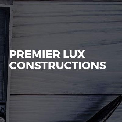 Premier Lux Constructions