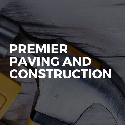 Premier Paving And Construction