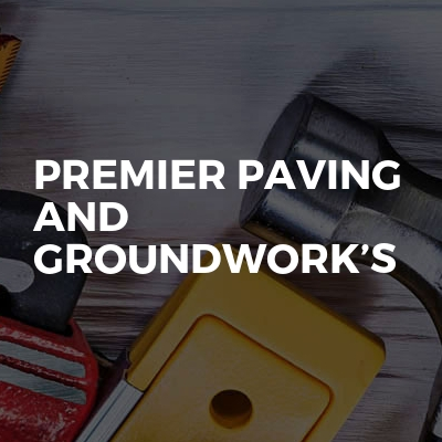 Premier Paving And Groundwork's