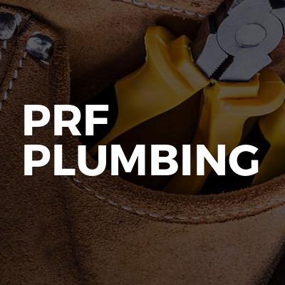 PRF  Plumbing