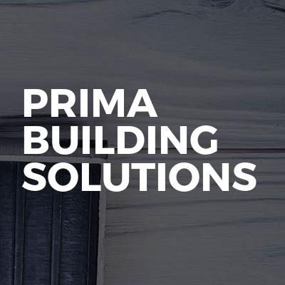 Prima Building solutions