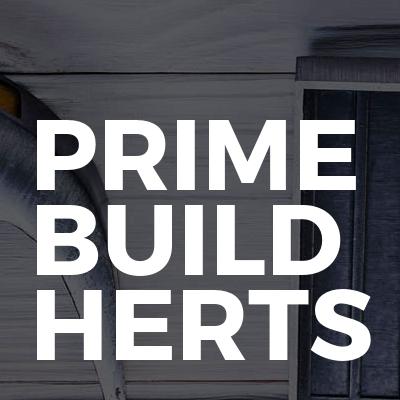 Prime Build Herts
