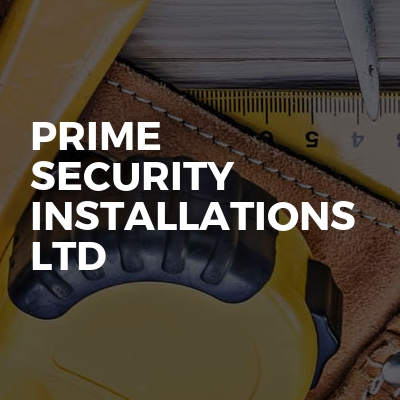 Prime Security Installations Ltd