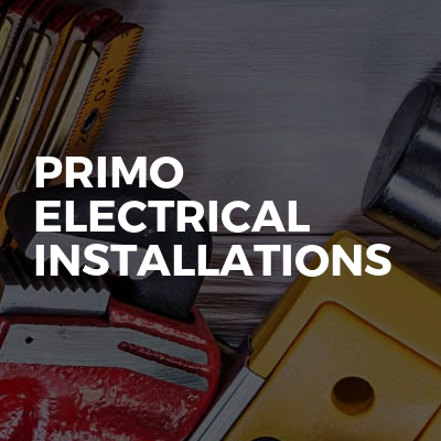 Primo Electrical Installations
