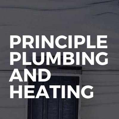 Principle plumbing and heating