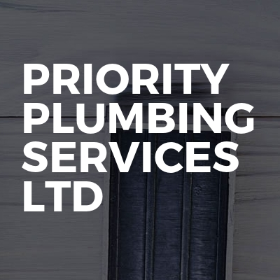 Priority plumbing services ltd