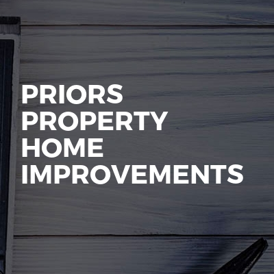 Priors Property Home Improvements