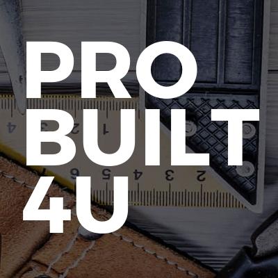 Pro Built 4U