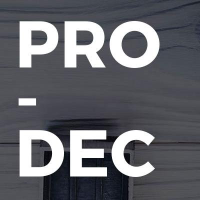 PRO - DEC