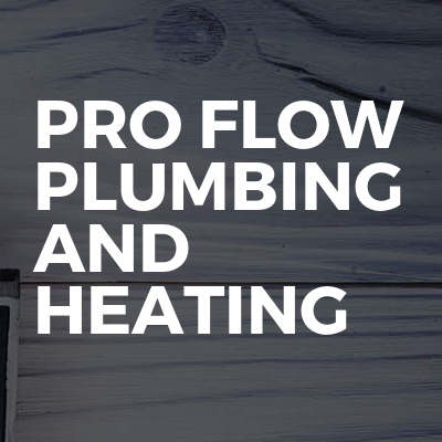 Pro Flow Plumbing And Heating