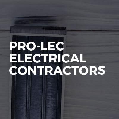 Pro-Lec Electrical Contractors