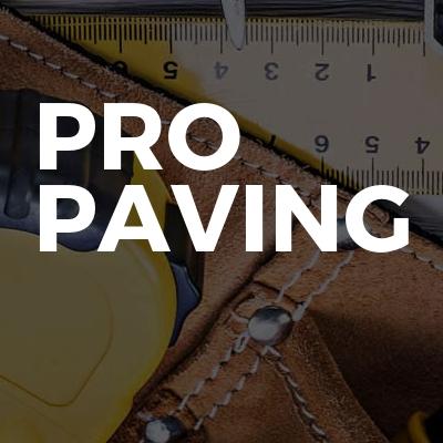 Pro paving