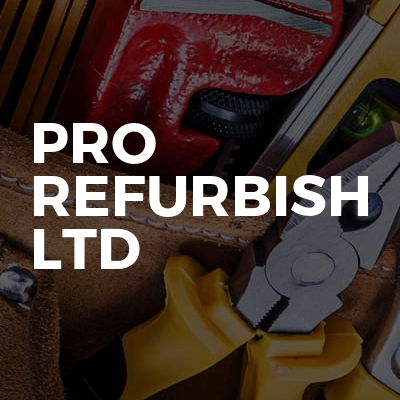 Pro Refurbishment Ltd