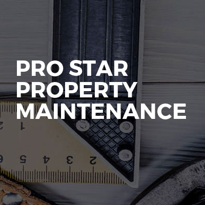 Pro star property maintenance