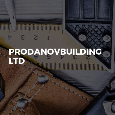 Prodanovbuilding ltd