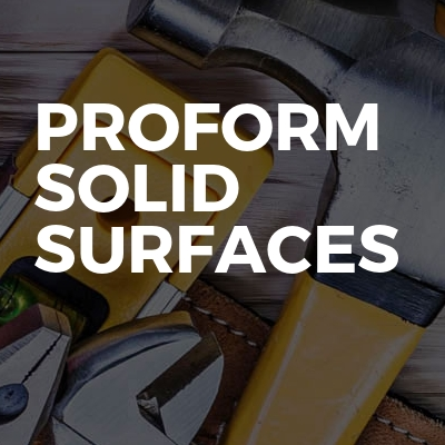 Proform solid surfaces