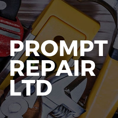 Prompt Repair Ltd