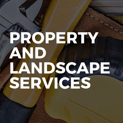 Property and landscape services