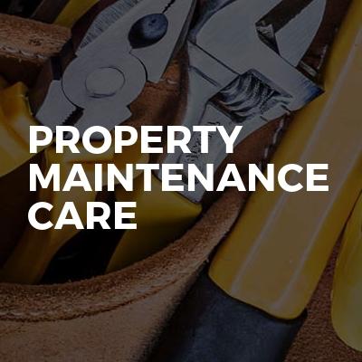 Property Maintenance Care