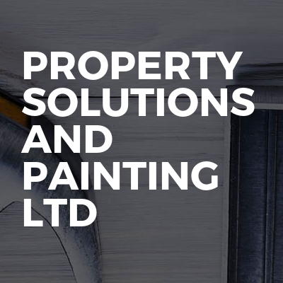 Property Solutions And Painting Ltd