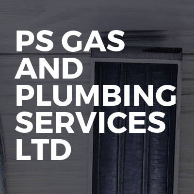 PS gas and plumbing services ltd