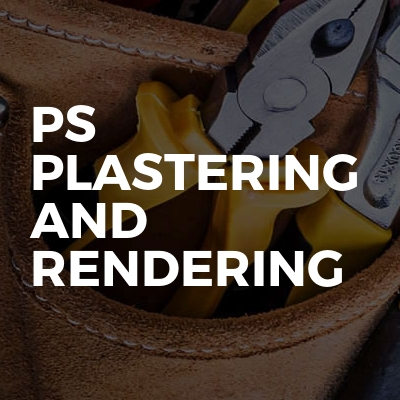 Ps Plastering And Rendering
