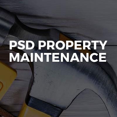 Psd property maintenance