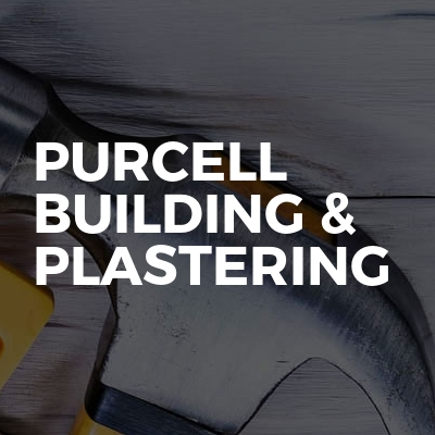 Purcell building & plastering