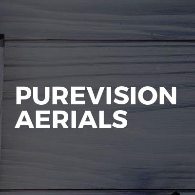 Purevision aerials