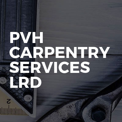PVH Carpentry Services Lrd