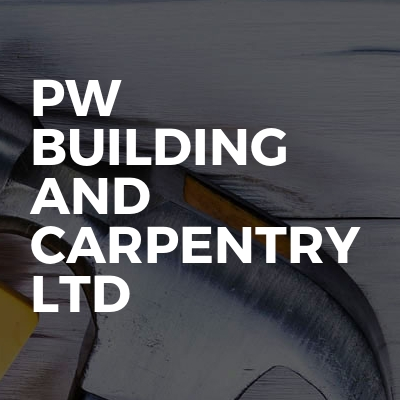 PW Building and Carpentry Ltd