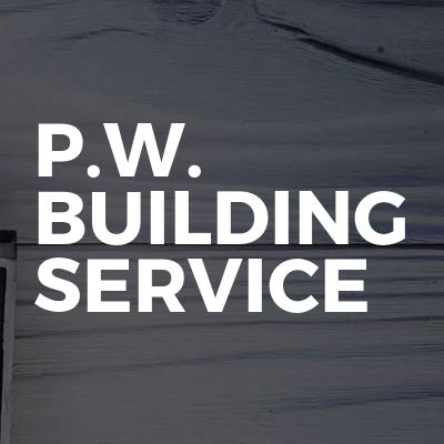 P.W. BUILDING SERVICE
