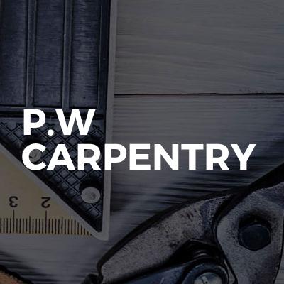 P.W Carpentry