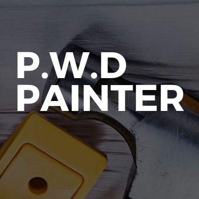 P.W.D PAINTER