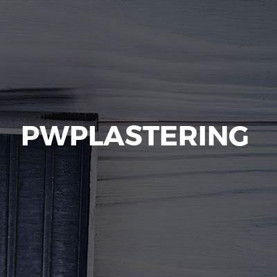 Pwplastering