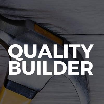 Quality Builder