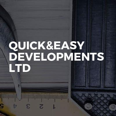 Quick&easy Developments  Ltd